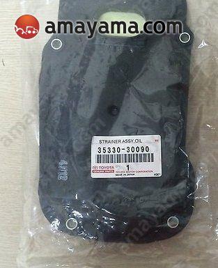 Toyota 3533030090 - Фильтр масляный, АКПП