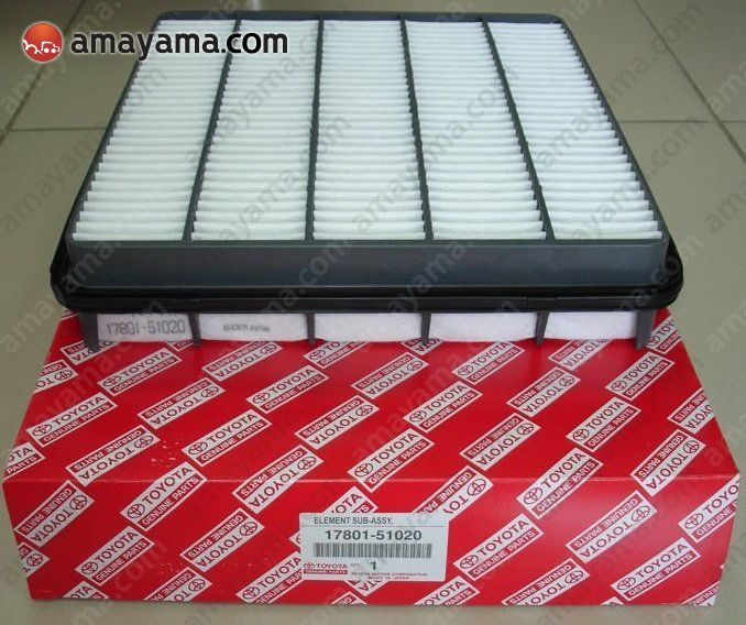 1780151020 ELEMENT SUB-ASSY, AIR CLEANER FILTER