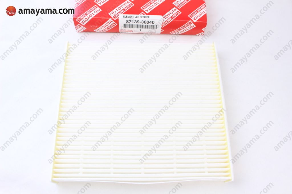 Toyota 8713930040 - FILTER, AIR