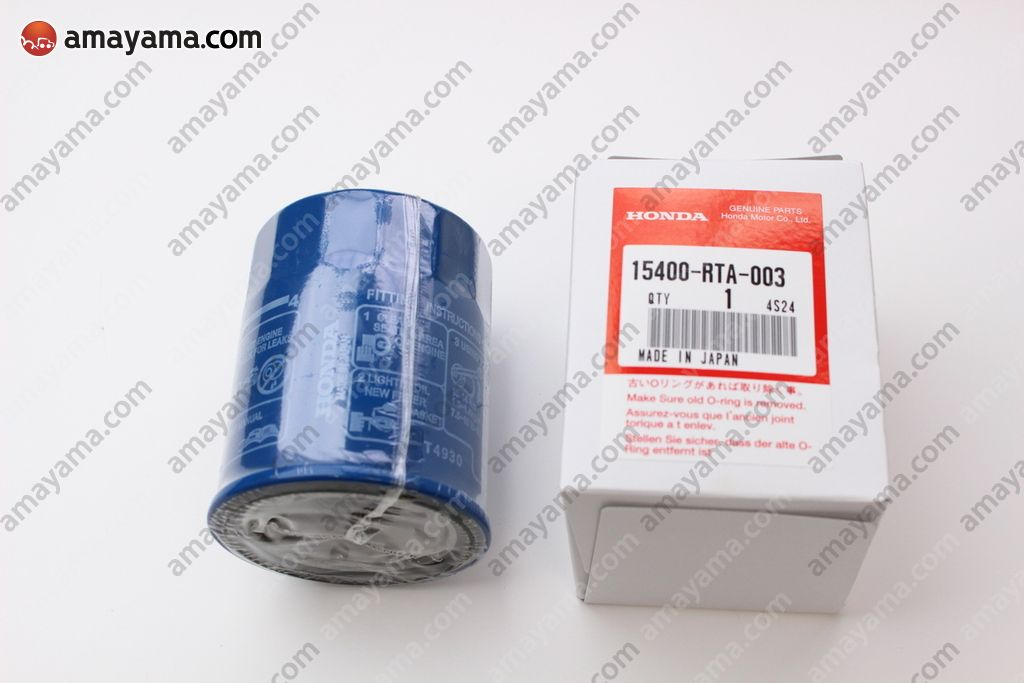 Honda 15400RTA003 - FILTER, OIL