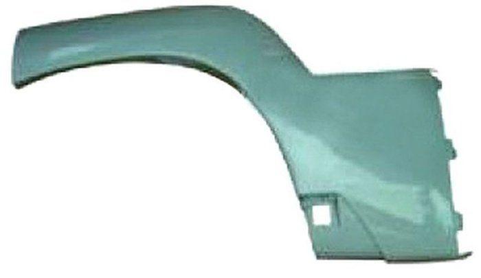 SAT STTY91064ML2 - Расширитель на заднее крыло TOYOTA LAND CRUISER PRADO 120 02-09 RL