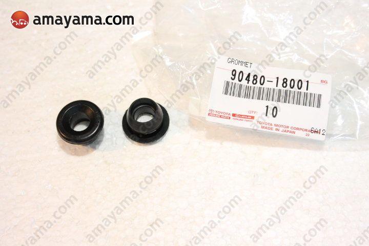 Toyota 9048018001 - BUSH, RUBBER