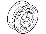 DISC WHEEL & WHEEL CAP