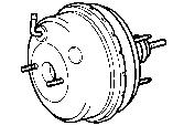 BRAKE BOOSTER & VACUUM TUBE