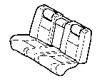 REAR SEAT & SEAT TRACK