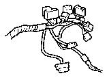 Электропроводка и монтажные детали
