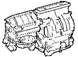 Система обогрева и кондиционирования - печка и ее составляющие