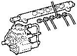 INJECTION PUMP ASSEMBLY