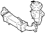 EXHAUST GAS RECIRCULATION SYSTEM
