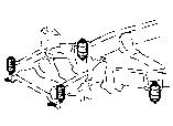 CAB MOUNTING & BODY MOUNTING