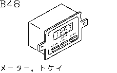 Meter, Clock