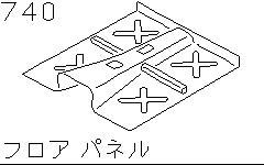 Floor Panel (Body)