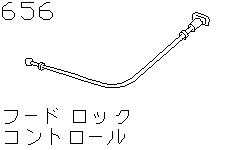 Hood Lock Control (Body)
