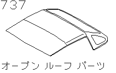 Open Roof Parts