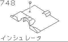 Floor Fitting (Body)