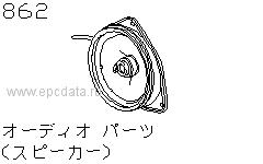 Audio Parts (Speaker)