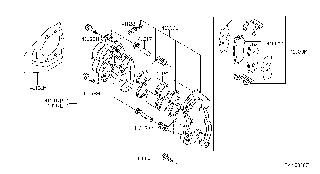 Front Brake (Chassis)